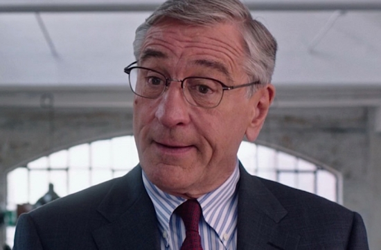 """The Intern"" – You Talkin' To Me?"
