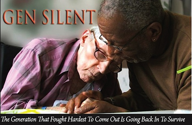 "LGBT Seniors Celebrated in Documentary Film ""Gen Silent"""