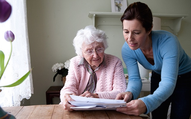 5 Facts About Family Caregivers