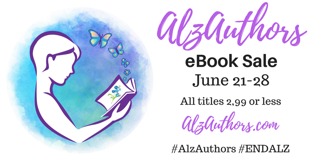 Don't Miss The AlzAuthors eBook Sale