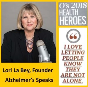"""Recognized by Oprah as a 2018 """"Health Hero."""""""