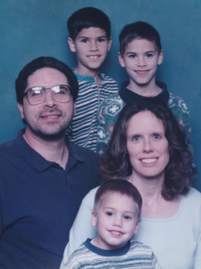 Armijo Family young-approx 2001