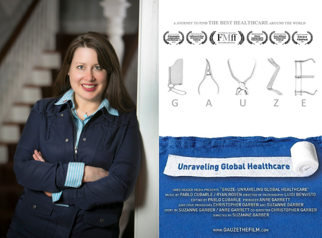 Filmmaker Suzanne Garber_Gauze: Unraveling Global Healthcare