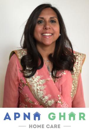 Shaista Kazmi - Founder and President, Apna Ghar